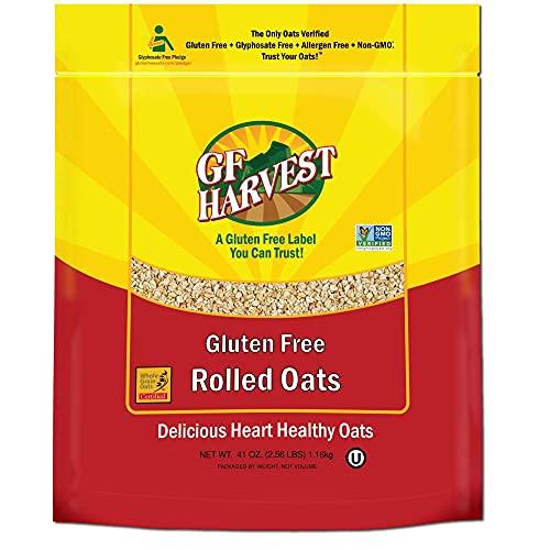 GF Harvest Gluten Free Rolled Oats,...