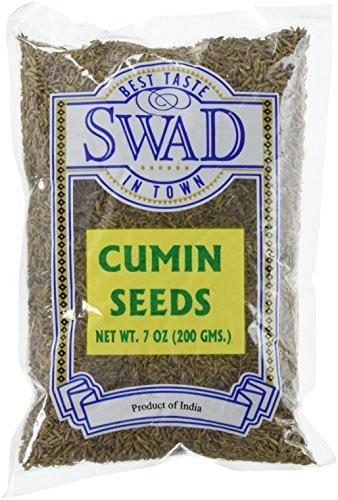 Great Bazaar Swad Cumin Seeds, 7...