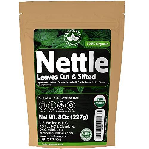 Nettle Tea - 8Oz (REAL WILD...
