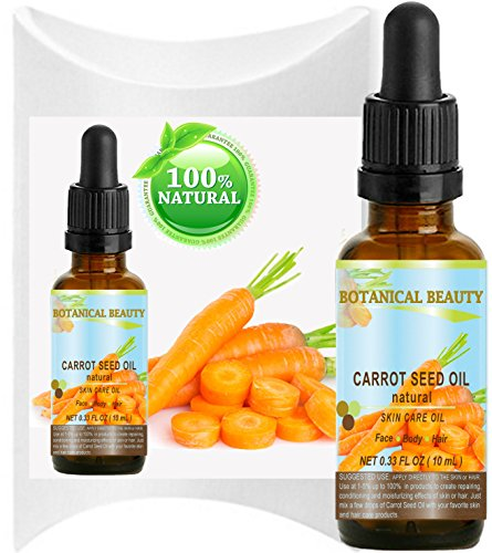 CARROT SEED OIL 100 % Natural Cold...