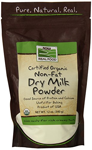 NOW Natural Foods, Organic Non-Fat...