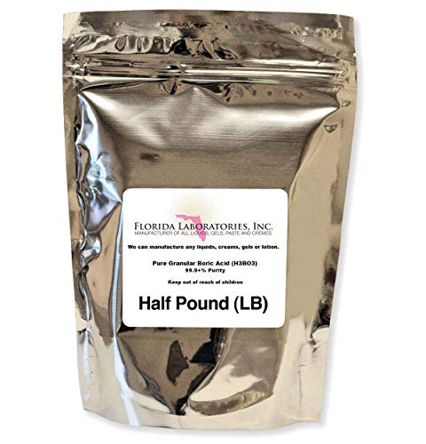 Boric Acid Granular Powder Half...