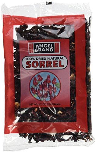 Angel Brand Dried Sorrel 4.5 oz (2...