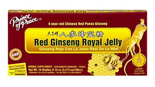 Prince of Peace Red Ginseng Royal...