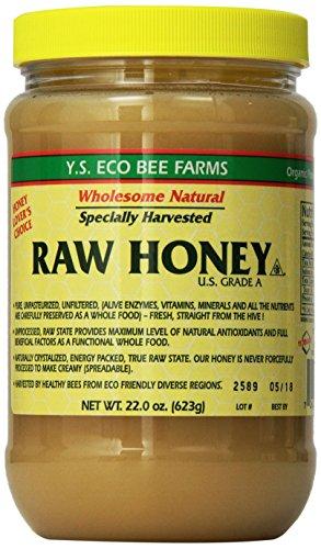 Y.S. Eco Bee Farms Raw Honey - 22...