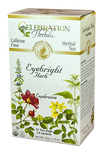 Eyebright Tea 24 Bags