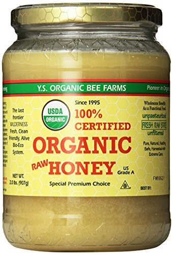 YS Organic Bee Farms Certified...