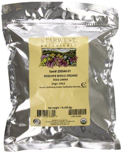 Starwest Botanicals Whole Organic...