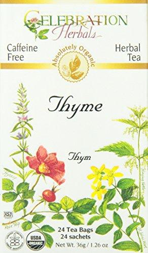 CELEBRATION HERBALS Thyme Leaf Tea...