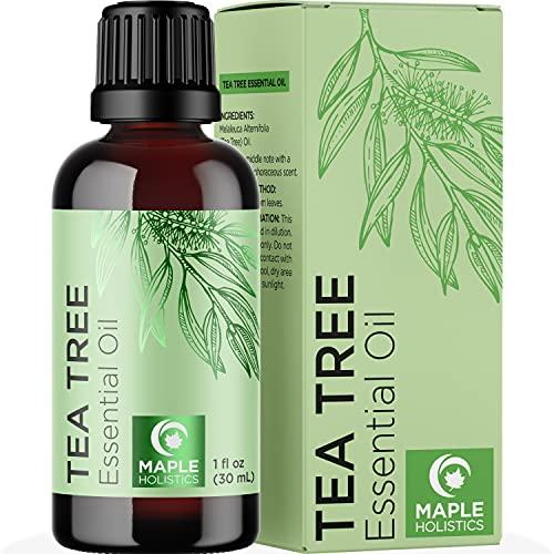 Pure Tea Tree Essential Oil - Pure...