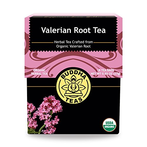 Organic Valerian Root Tea, 18...