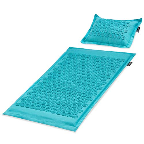 ProsourceFit Acupressure Mat and...