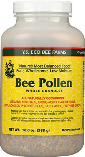 Bee Pollen - Low Moisture Whole...