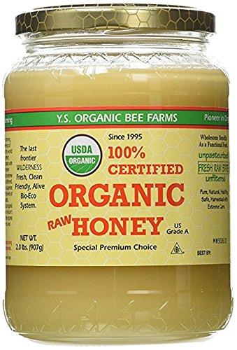 YS Organic Bee Farms CERTIFIED...