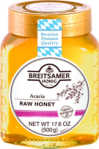 Breitsamer, Acacia Raw Honey, 17.6...