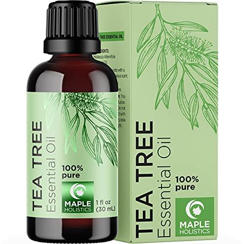 100% Tea Tree Oil Pure - Tea Tree...