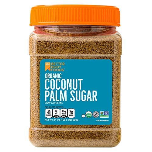 Organic Coconut Palm Sugar,...