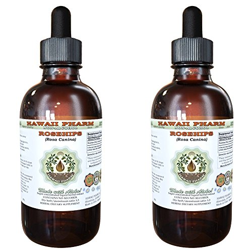 Rose Alcohol-Free Liquid Extract,...