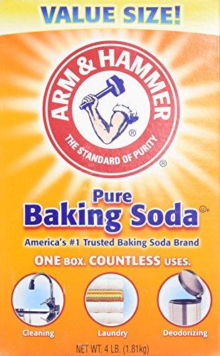 Arm & Hammer Baking Soda-4LB...