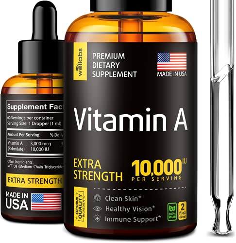 Vitamin A Supplement - Organic...