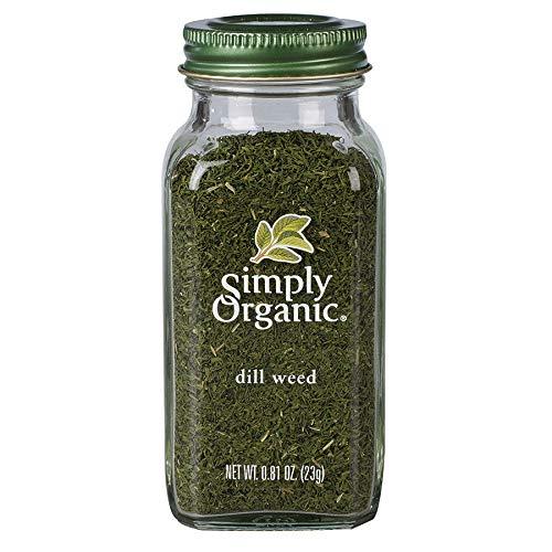 Simply Organic Dill Weed, Cut &...