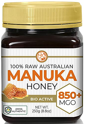 Manuka Honey MGO 850+ (NPA 20+)...