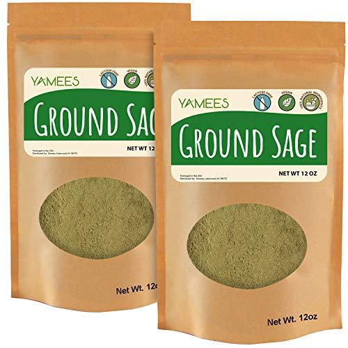 Yamees Sage Powder - 24 oz (12 Oz...