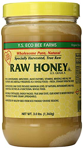YS Eco Bee Farms RAW HONEY - Raw,...