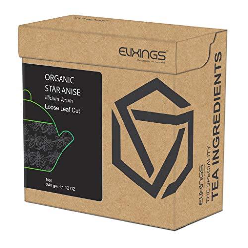 Elixings Organic Staranise Loose...
