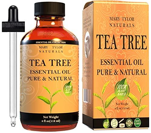 Tea Tree Essential Oil (4 oz),...
