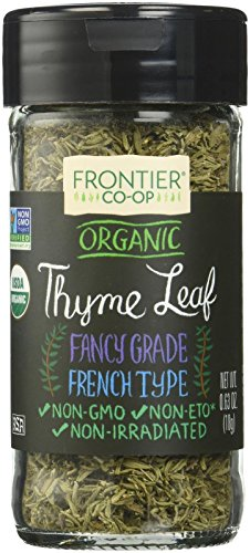 Frontier Organic Thyme Leaf Spice -...