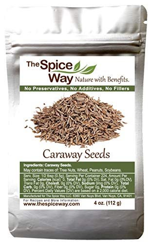 The Spice Way Caraway Seed - Whole...