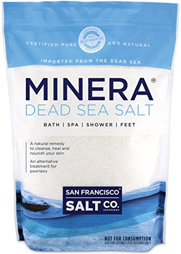 Minera Natural Dead Sea Salt - 5...