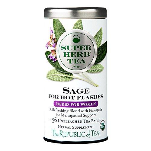 Republic Of Tea, Sage Superherb...
