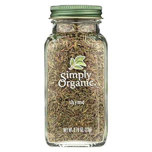 Simply Organic Thyme Leaf - Organic...