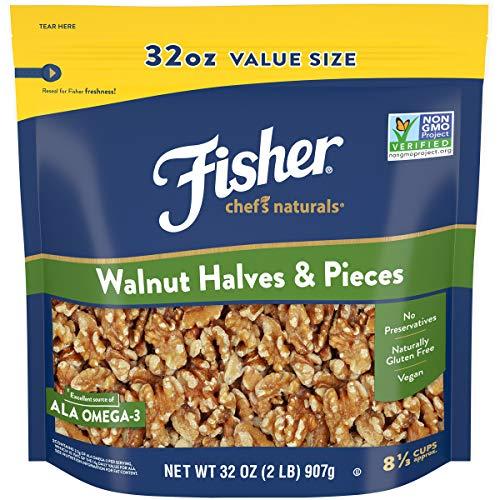 Fisher Chef's Naturals Walnut...