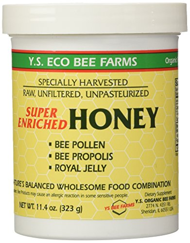 Enriched Honey YS Eco Bee Farms...