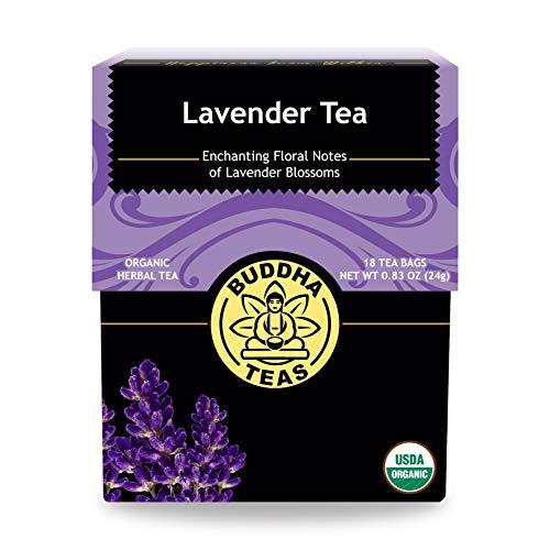 Buddha Teas Organic Lavender Tea |...