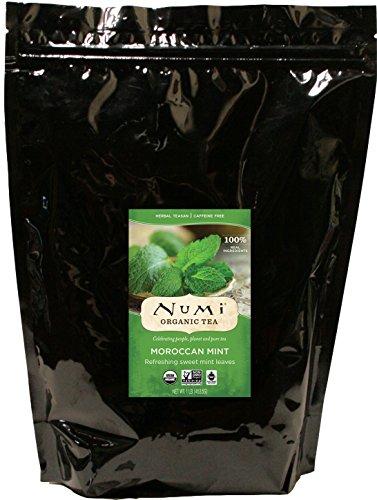 Numi Organic Tea Moroccan Mint, 16...