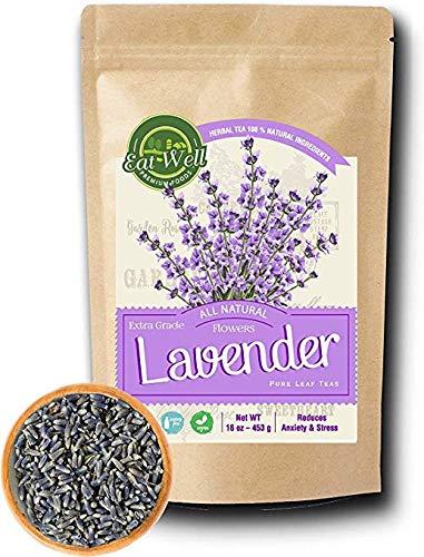 Lavender Flowers | 4 oz Reseable...