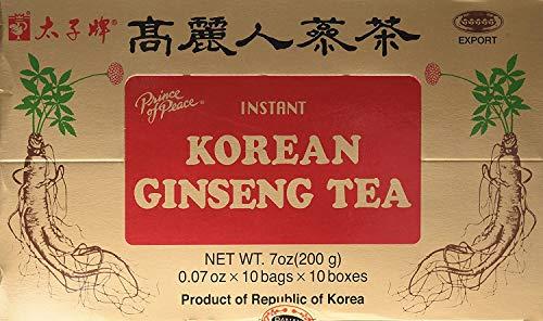 Prince of Peace Korean Ginseng...