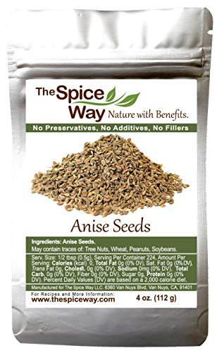 The Spice Way Premium Anise Seeds -...