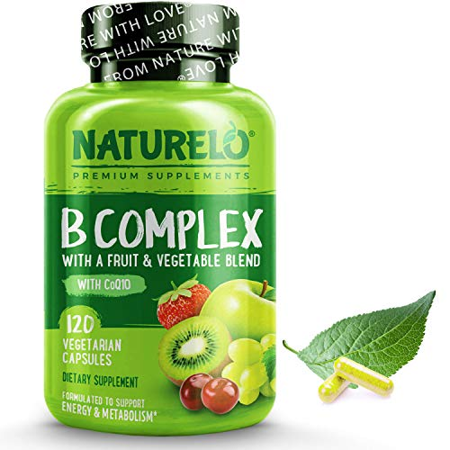 NATURELO B Complex - Whole Food...