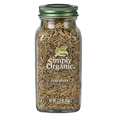 Simply Organic Whole Rosemary Leaf,...