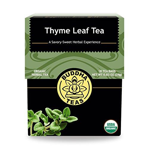 Buddha Teas Organic Thyme Leaf Tea...
