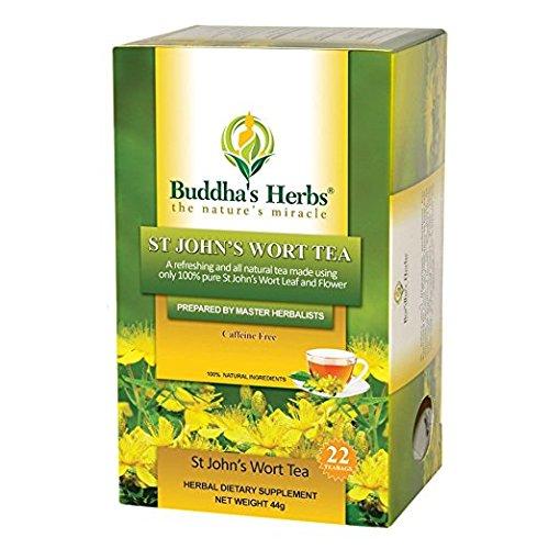 Buddha's Herbs Pure St John's Wort...