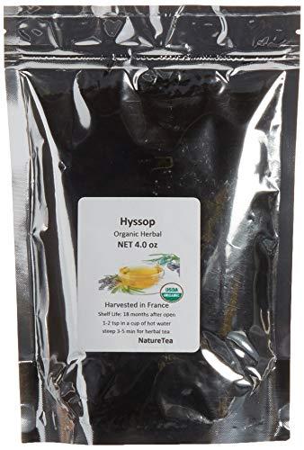 Organic Hyssop - Hyssopus...