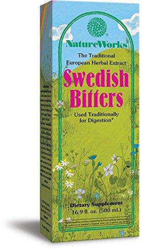 NatureWorks Swedish Bitters,...