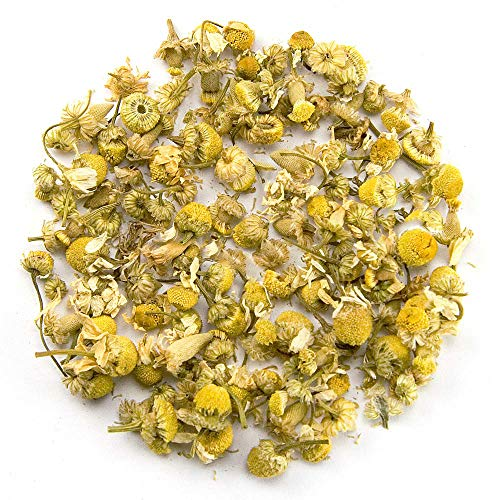 Chamomile Flowers - 100% Natural -...