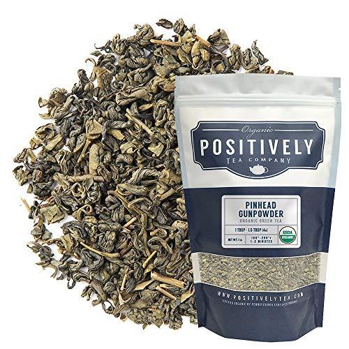 Organic Positively Tea Company,...